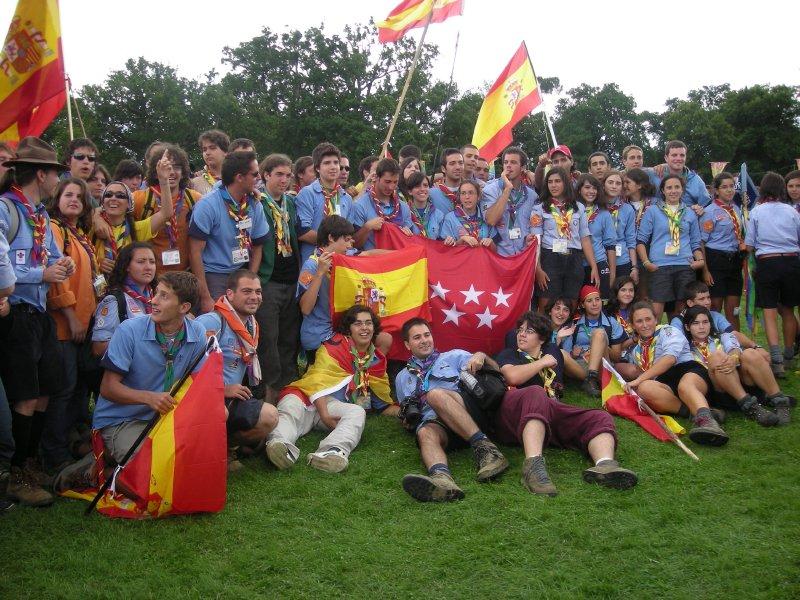 Madrid en el Jamboree