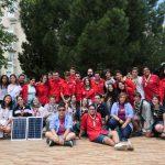 Formación sobre campamentos sostenibles para pioneros