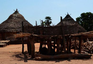 Marcha solidaria de 100 km por Senegal